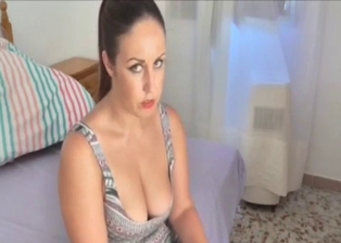 Sweet mom is enjoying nasty incest sex