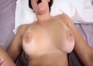 Fucking my busty slutty sis in POV mode